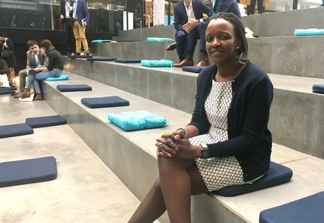 Diana Brondel, CEO de Xaalys