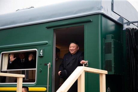 Kim Jong-Un, Corée du Nord