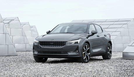 Volvo cars devoile la polestar 2