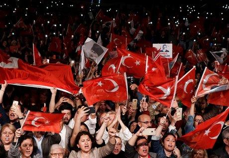 Istanbul, Turquie, élection municipale, opposition, CHP, AKP,  Erdogan