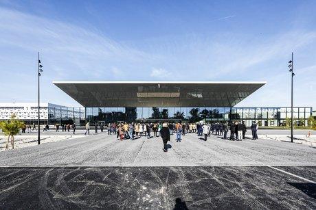 Parc des exopositions Bordeaux