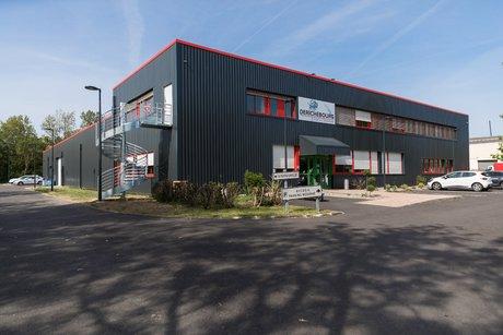 Centre de formation aéronautique Derichebourg