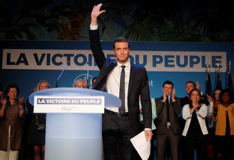 Bardella, RN, victoire, élections européennes
