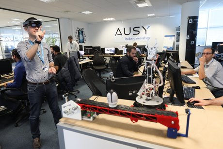 Centre innovation Ausy