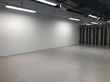 Vide data center Paris