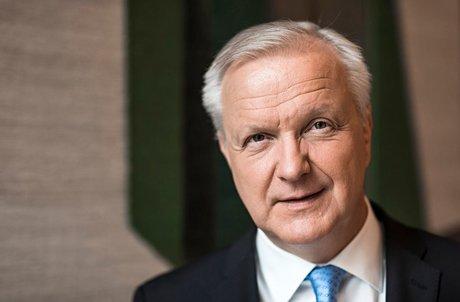 Olli Rehn Banque Finlande