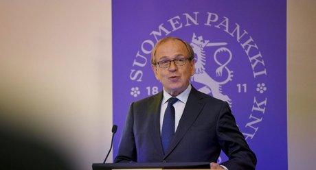 Erkki Liikanen Banque de Finlande