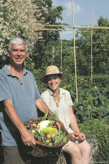 Perrine et Charles Hervé-Gruyer