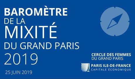 Baromètre de la mixité du Grand Paris 2019