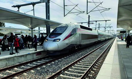 lgv tgv maroc ferroviaire tanger casablanca