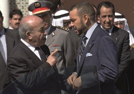 maroc roi mohammed VI Abderrahmane Youssoufi
