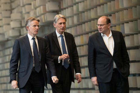 HSBC, John Flint, Mark Tucker, Philip Hammond, ministre des finances, banque, finance, City, Brexit,