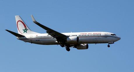 RAM Royal Air Maroc aérien aviation avion aéronautique Boeing