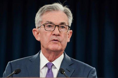 Powell: la situation us favorable, la fed agira de maniere appropriee