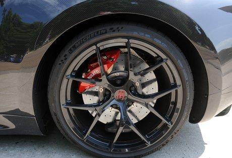 Bugatti Chiron jantes
