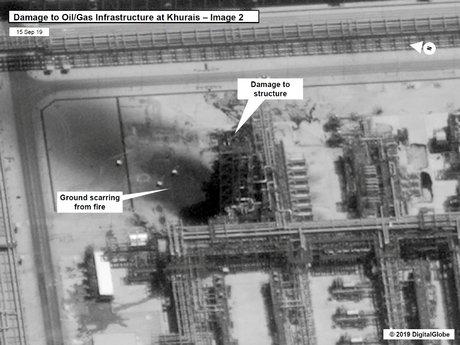 Aramco, drones, attaques, pétrole, Arabie saoudite, coalition, Iran