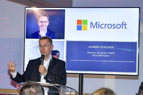Laurent Schlosser Microsoft