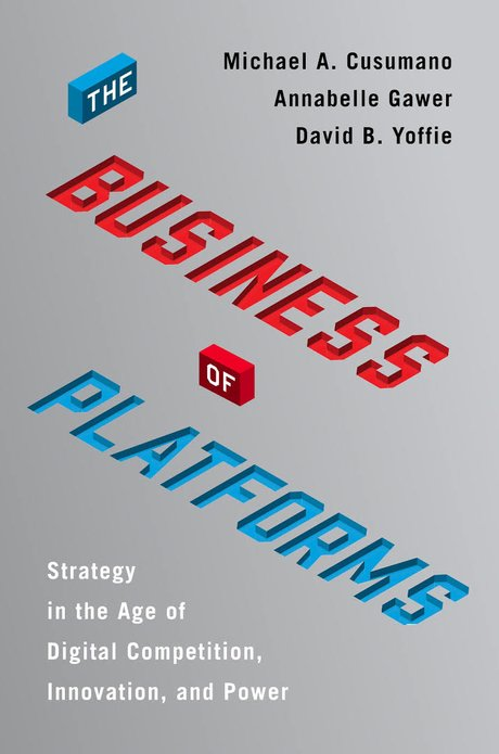 COUV, The Business of Platforms, Gawer, Boyer
