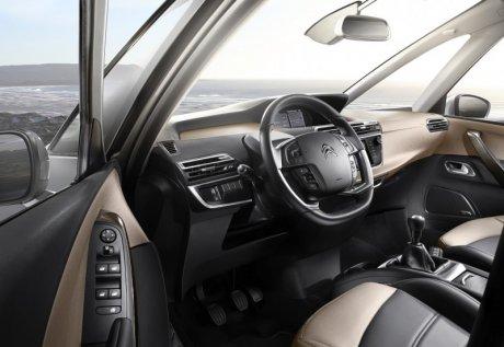 Citroën C4 PICASSO INT