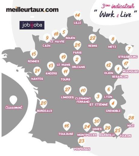 Bordeaux baromètre Jobijoba Meilleurstaux.com 2019