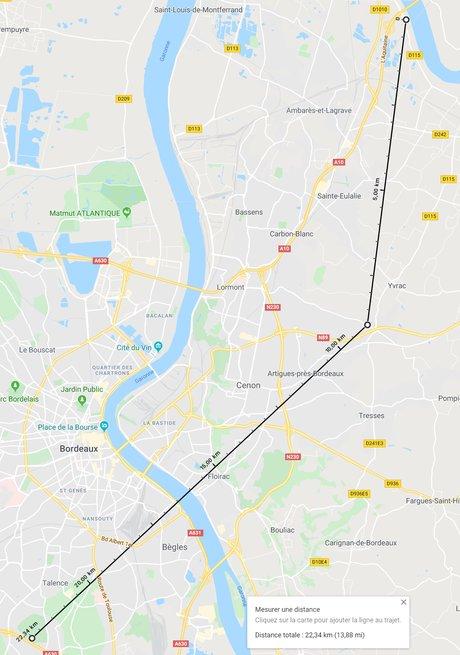 tunnel sous Bordeaux