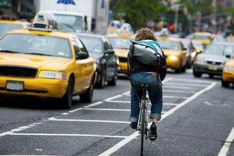 H311 New York : des pistes cyclables pour rompre avec la culture de la voiture