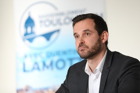 Quentin Lamotte candidat RN