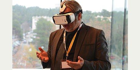 Faculté de médecine de Montpellier : visualisation opératoire en réalité virtuelle