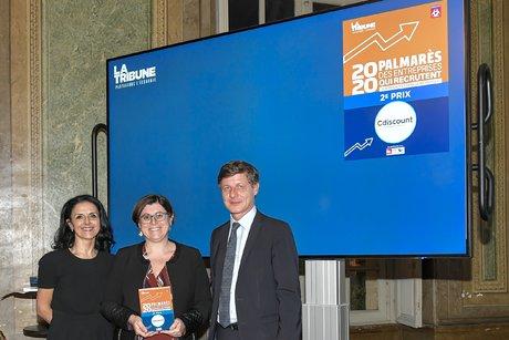 Palmarès 2020 Prix 2