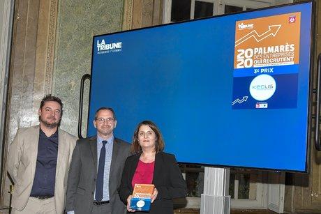 Palmarès 2020 Prix 3