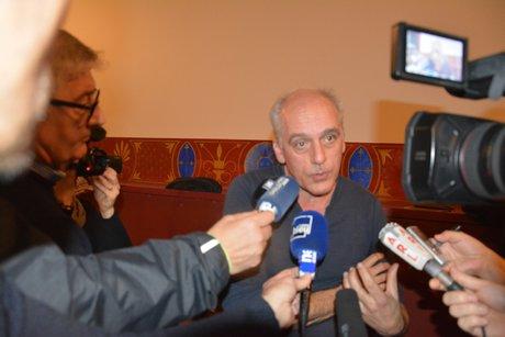 Philippe Poutou candidat Bordeaux