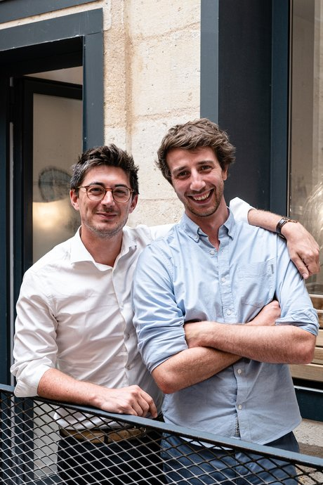 Aurélien Bros et Nicolas Bletterer Little Worker