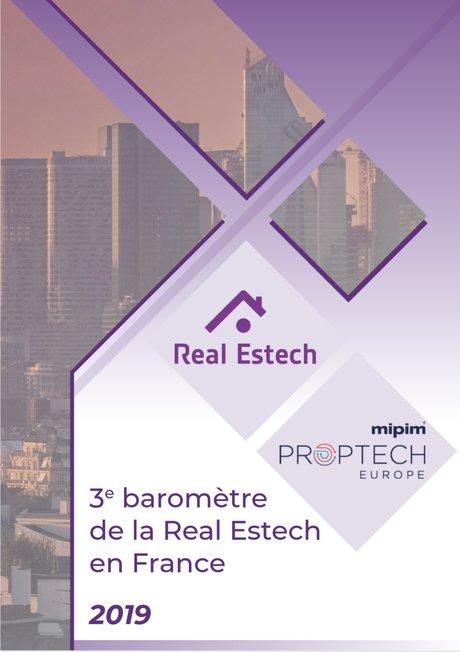 Baromètre Real Estech