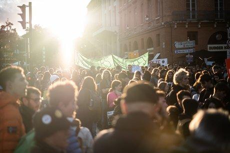 H319 Marche pour le climat à Toulouse en 2019