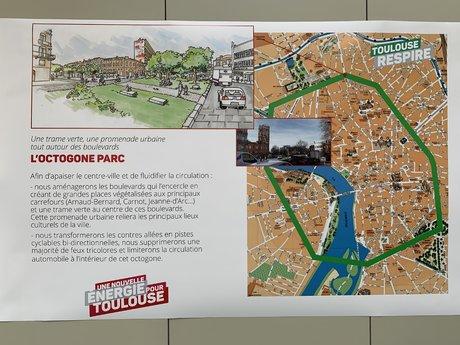 octogone Park