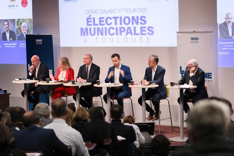 Débat municipales