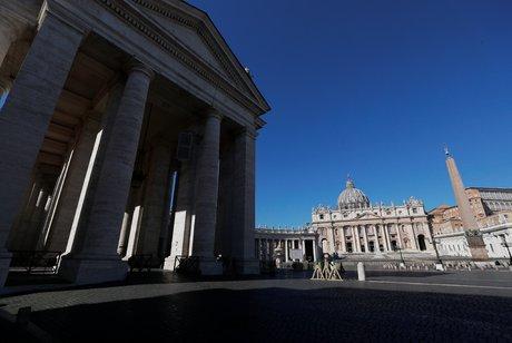 Coronavirus: le vatican annonce la fermeture des eglises de rome