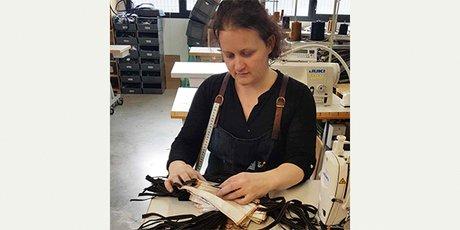 L'Atelier Tuffery se lance dans la fabrication de masques Covid-19