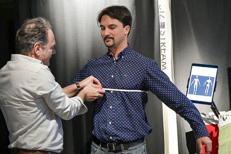 Lectra Lab Innovation-Mètre numérique