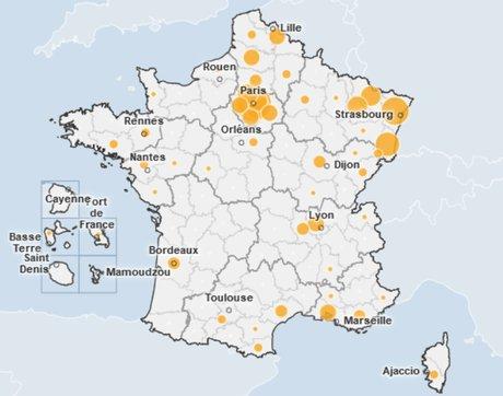 Santé publique France-coronavirus