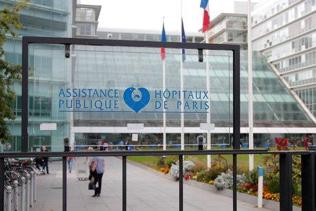 Illustration AP-HP, Assistance publique-hôpitaux de Paris
