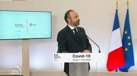 Edouard Philippe, 20200507, déconfinement, Covid Conf, Télé