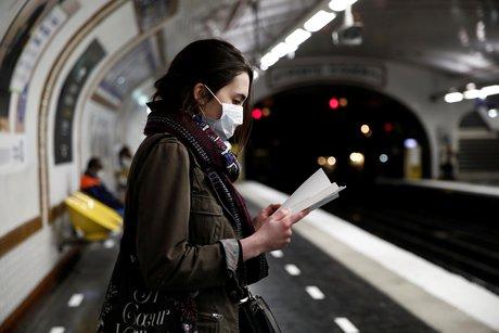 Métro, RATP, Coronavirus, Transports publics