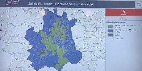 résultats définitifs municipales 2020