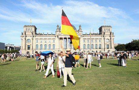 Coronavirus: berlin interdit la manifestation contre les mesures sanitaires