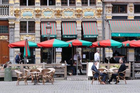 Bar à Bruxelles