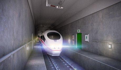 Illustration / Femernbelt, le plus long tunnel ferroviaire et routier immergé au monde, doit relier le Danemark à l'Allemagne