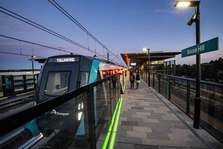 trains automatisés Alstom transport