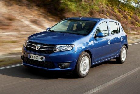 10e/ La Dacia Sandero (Renault)