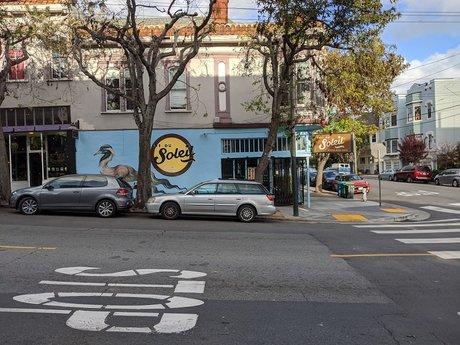 San Francisco Café du soleil